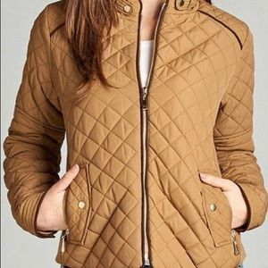 Active USA QUILTED PADDING JACKET
